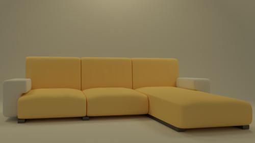 Basic Couch preview image