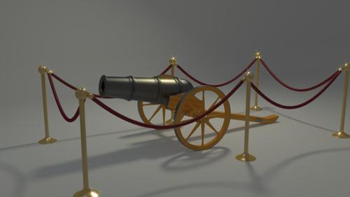 Old School Cannon preview image