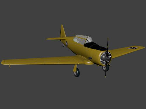 North American T6 Texan preview image