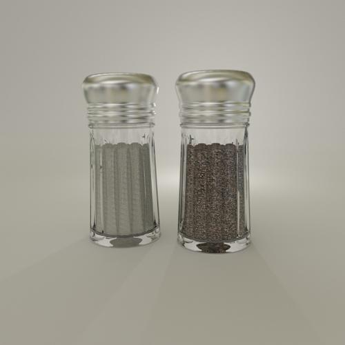 Salt & Pepper preview image
