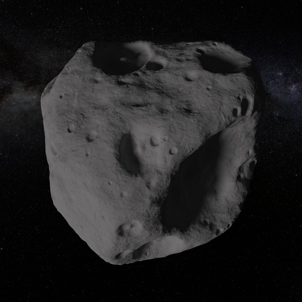 Asteroid preview image 1