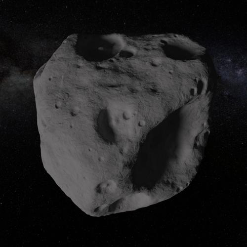 Asteroid preview image