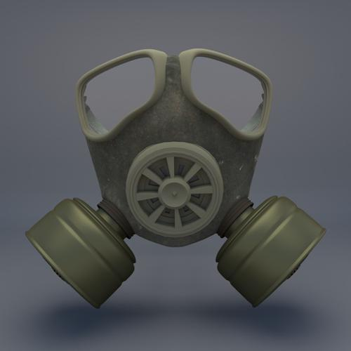 Gas mask preview image