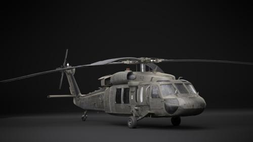 Uh-60 BlackHawk preview image
