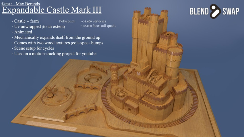 Expandable Castle Mark III preview image 2