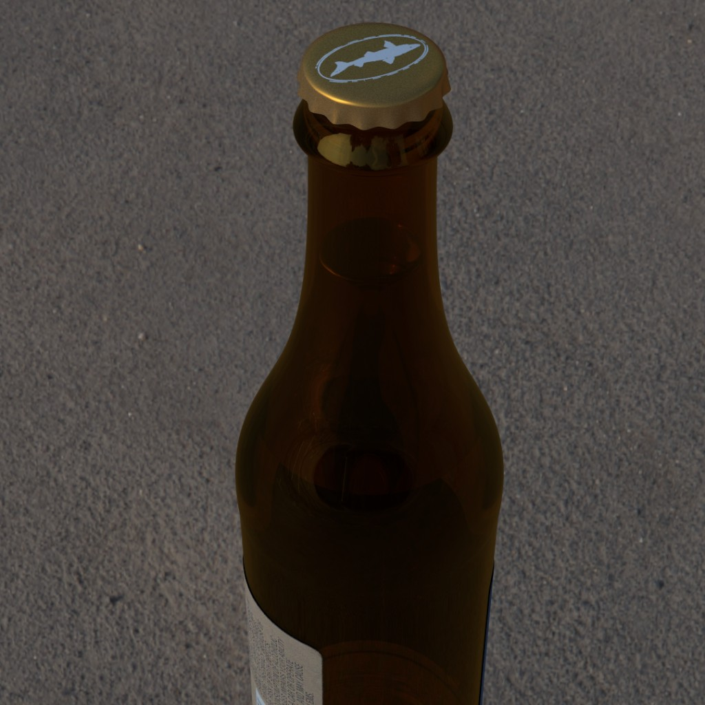 DogFishHead Indian Brown Ale  preview image 2