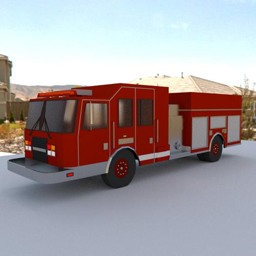 Firetruck preview image