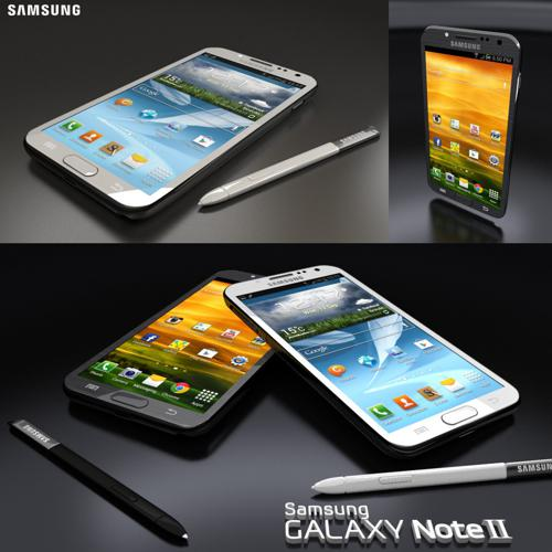 Samsung Galaxy Note 2 preview image