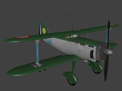 Blériot-SPAD S.510 preview image