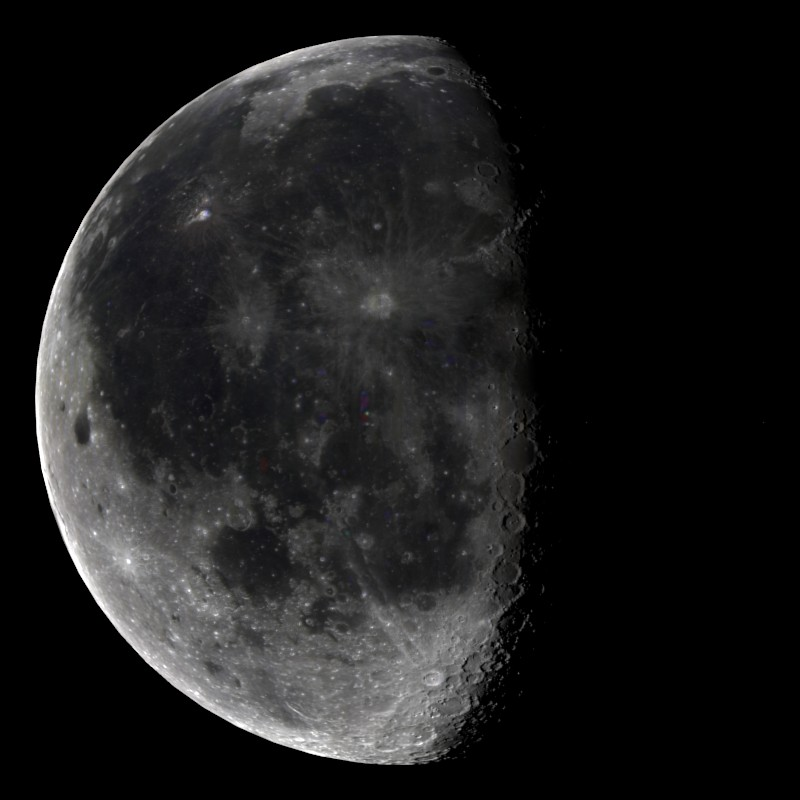 Highly Realistic Moon preview image 1