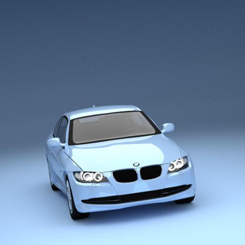 2011+ BMW 3 Series Coupe preview image