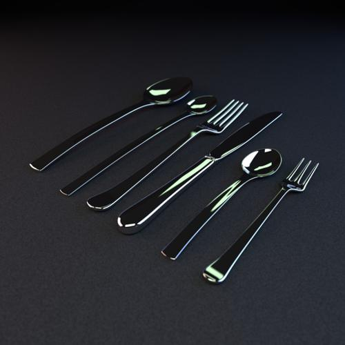 Cutlery Set preview image