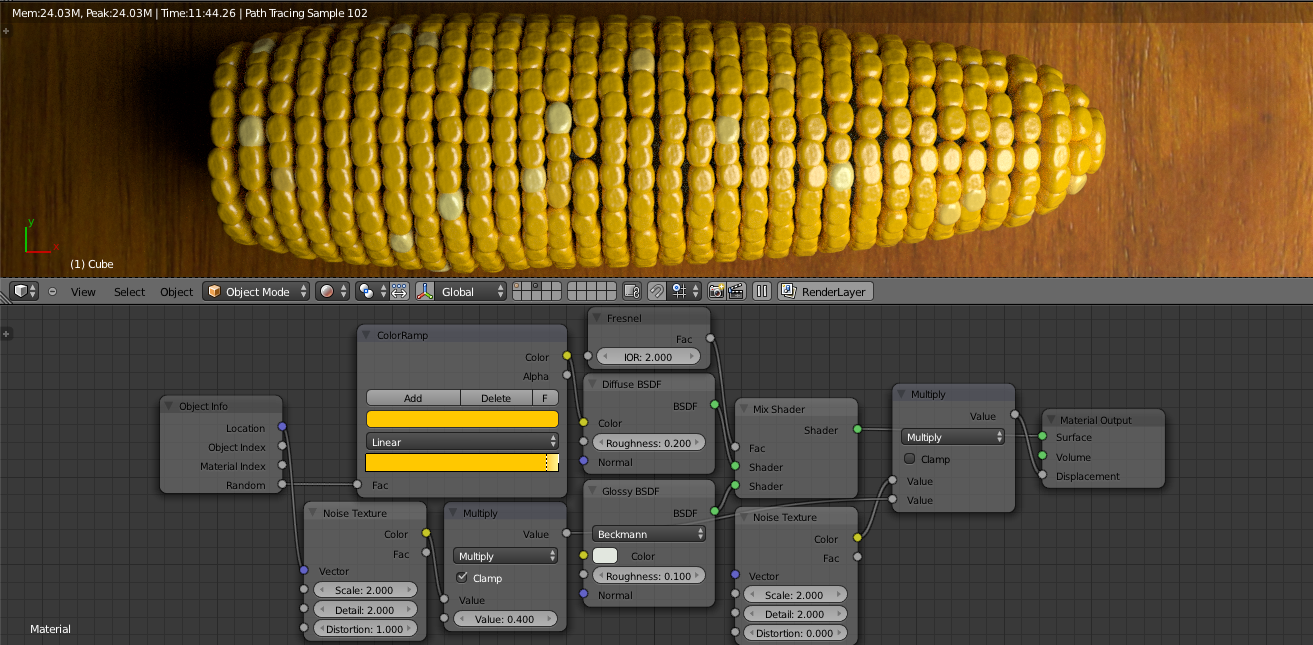 Corn (Maize) preview image 2