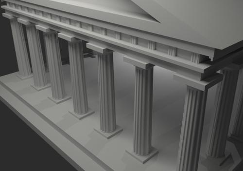 Greek Temple preview image