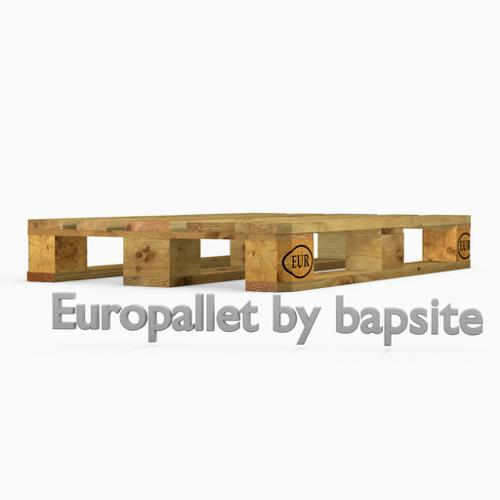 europallet version 2 preview image