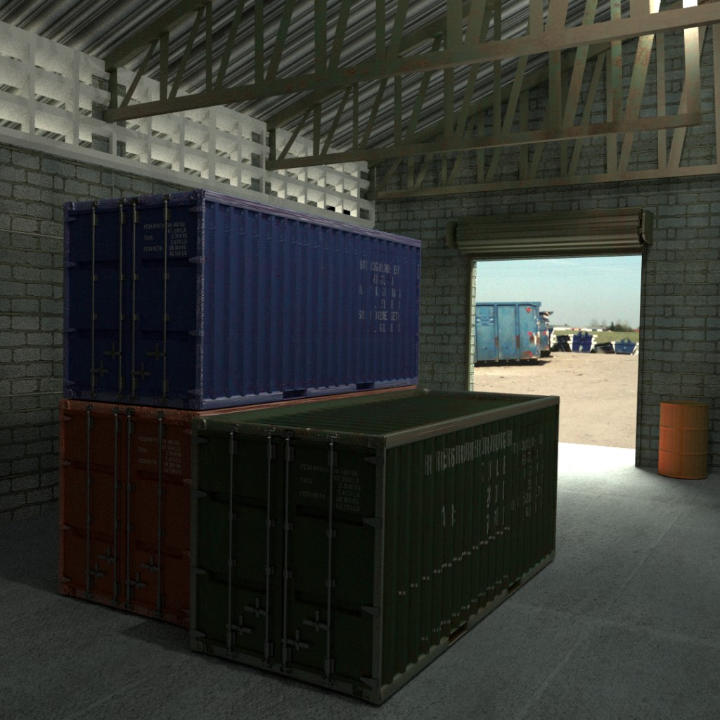 20ft Shipping Containers preview image 1