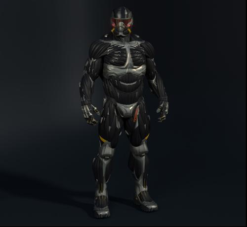 Nanosuit 2  preview image