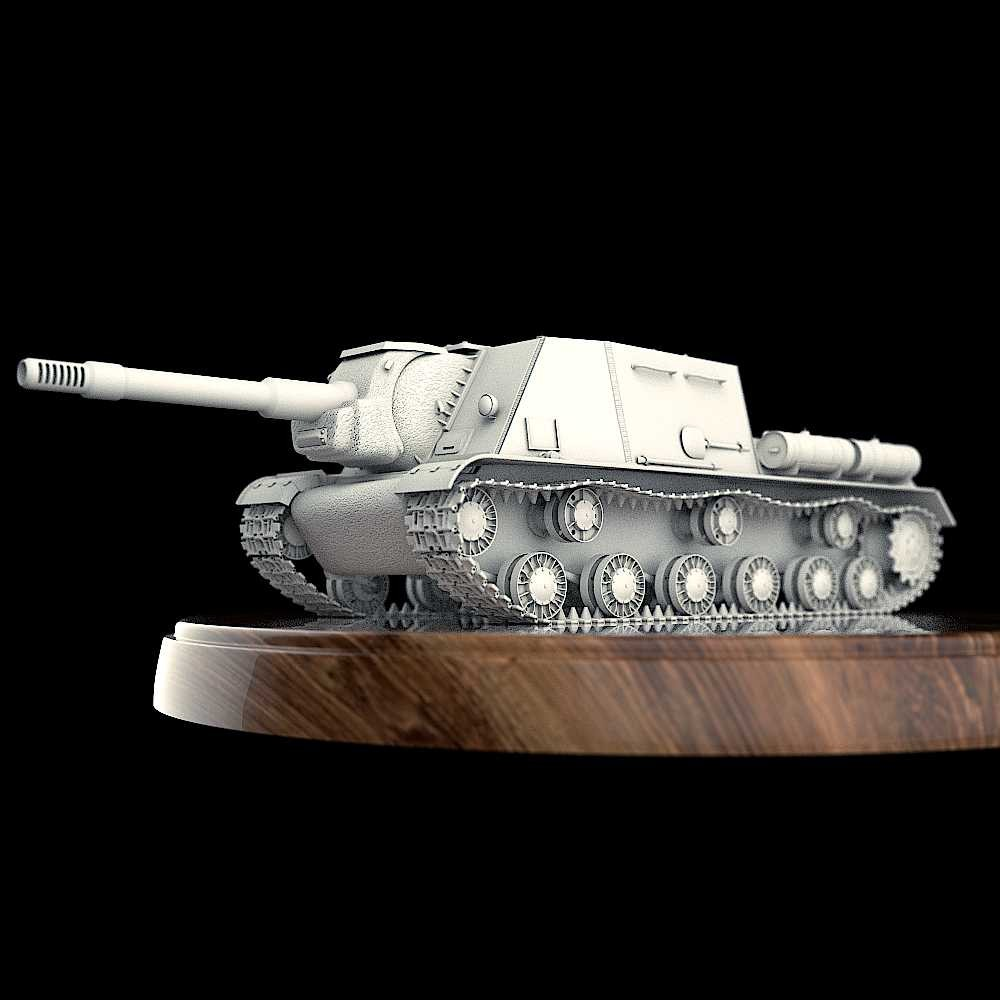 ISU-152 preview image 2