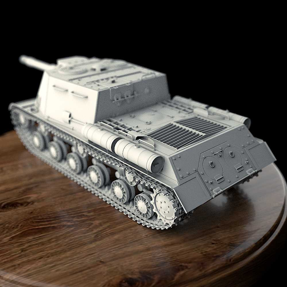 ISU-152 preview image 3