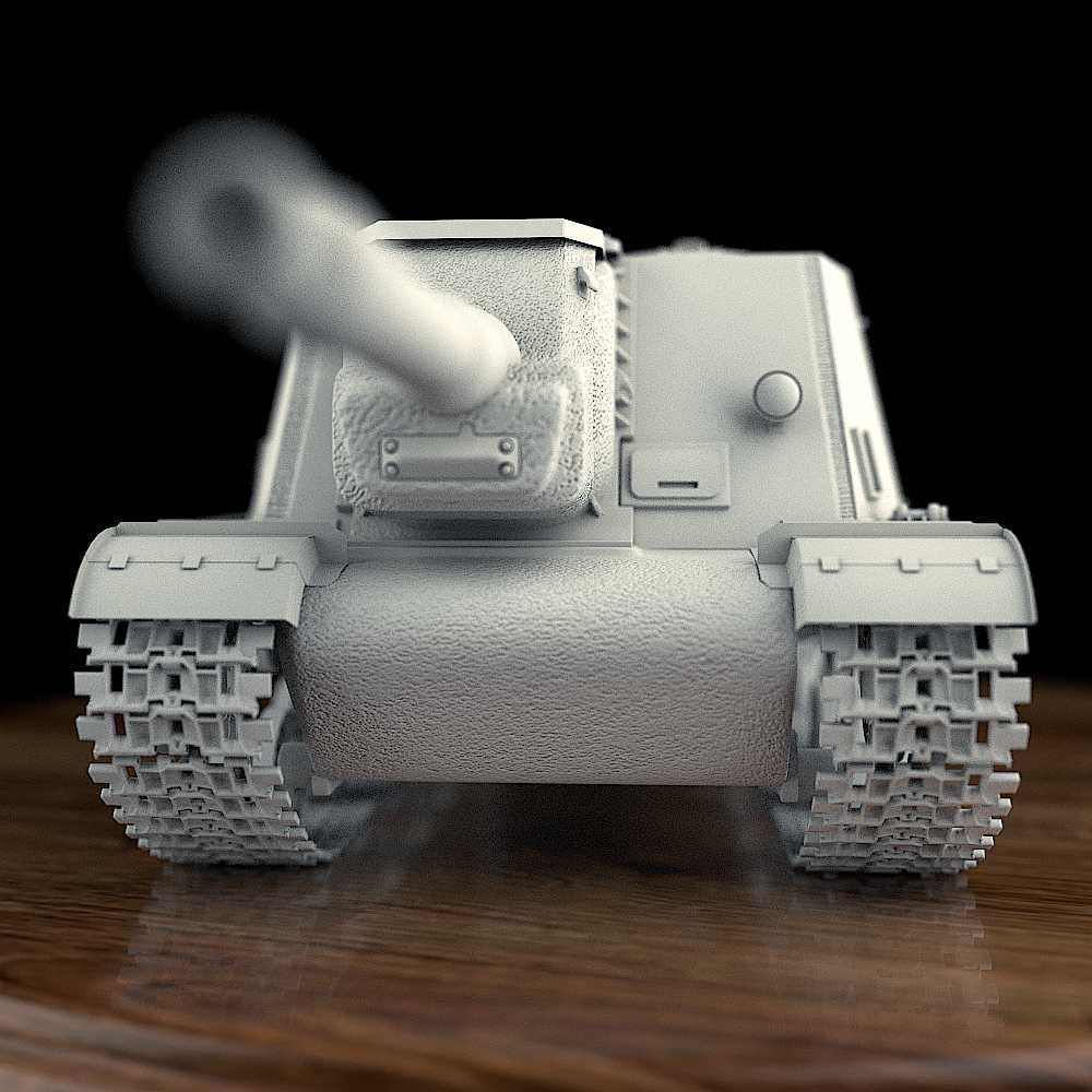 ISU-152 preview image 4