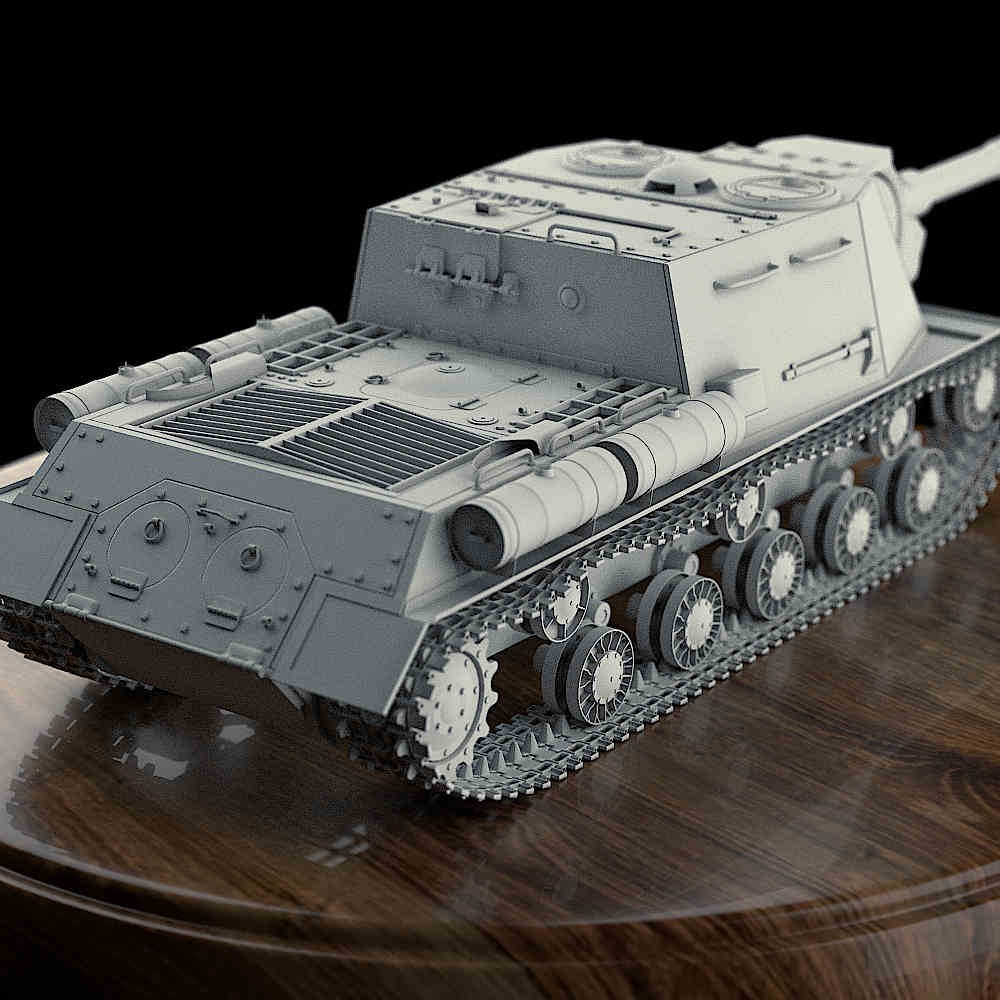 ISU-152 preview image 1