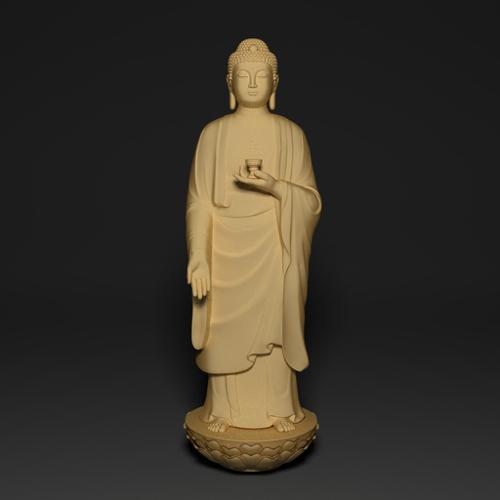 Amitabha statue preview image
