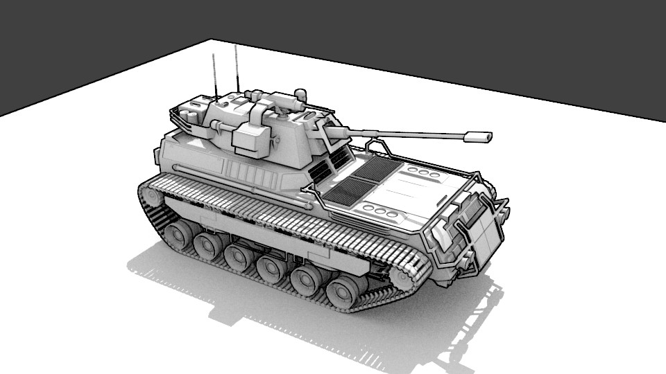 Armored Cavalry 2 preview image 1