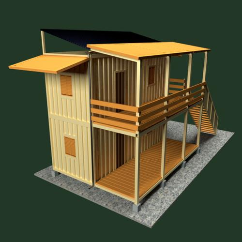 Container House preview image