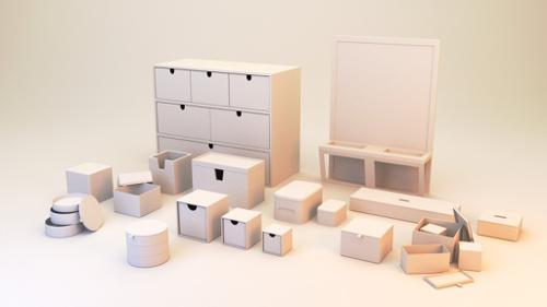 IKEA Boxes preview image