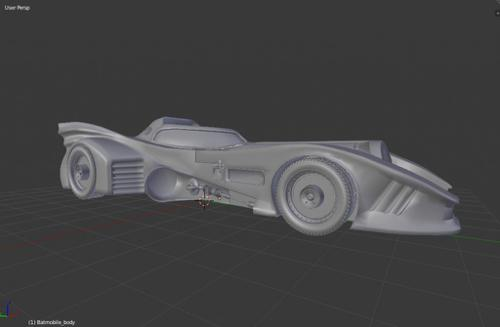 89 Batmobile preview image