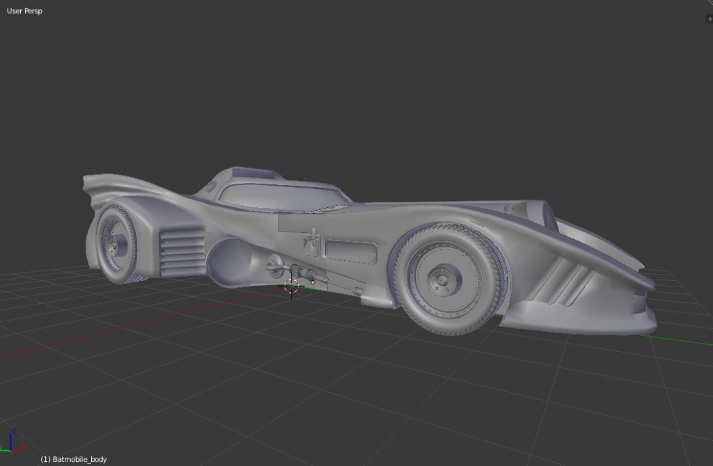 89 Batmobile preview image 1