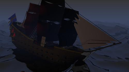 Old Ship  preview image