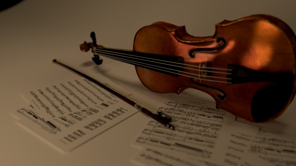 Violin preview image 1
