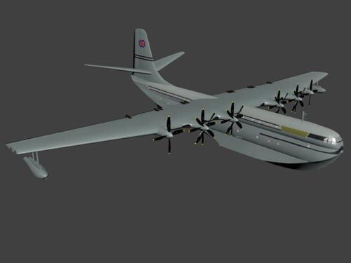 Saunders Roe Princess S.R.45 preview image