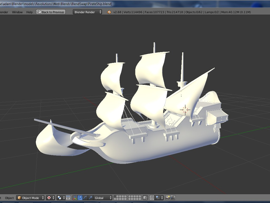 Pirate Ship preview image 1