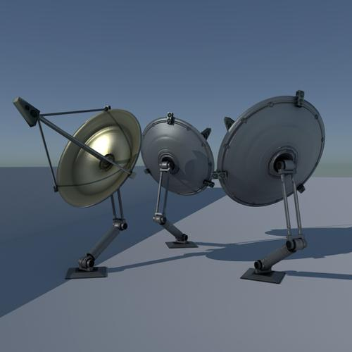 Satellite Dishes for BI, BGE and Cycles preview image