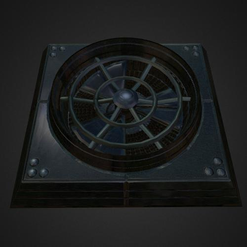 Industrial Fan preview image