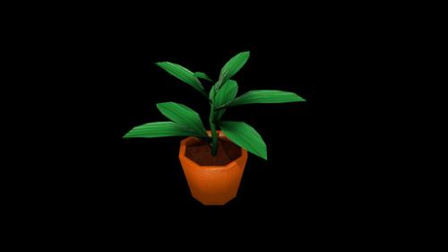 simple plant for game preview image