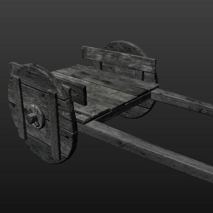 Wooden Cart (LP + LoD) preview image