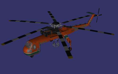 Erickson S 64 E AirCrane preview image