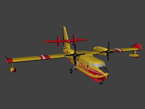 "Bombardier CL 415 ""Canadair"" preview image"