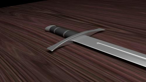 Medieval Broadsword   preview image