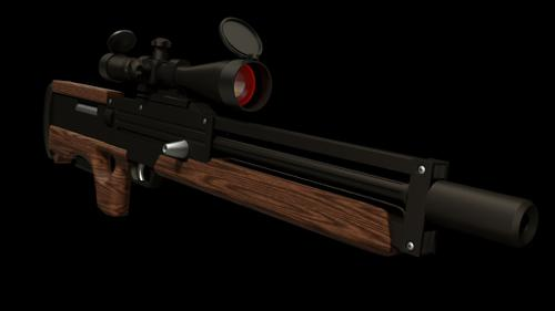 Walther WA2000 preview image