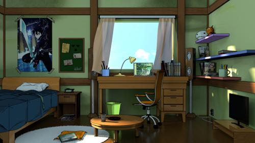 Room AnimeStyle preview image