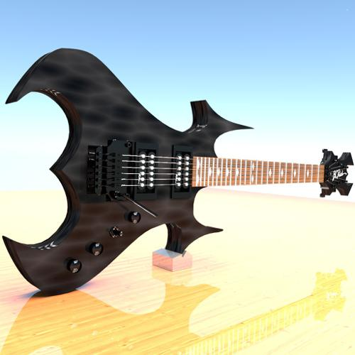 BC Rich Zombie preview image