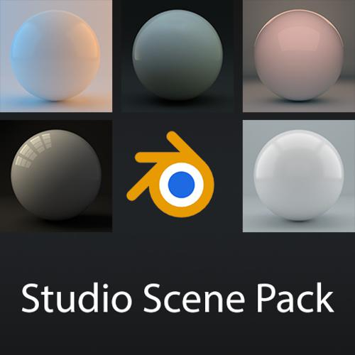 Studio Scene Kit preview image