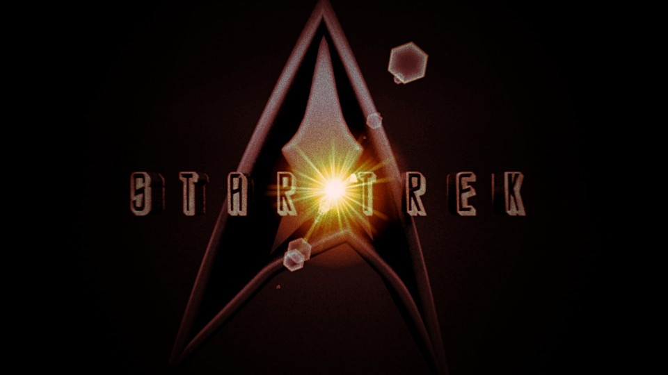 Star Trek 2010 Opening Title Fanart preview image 1