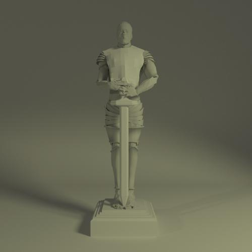 Stone sculpture  preview image