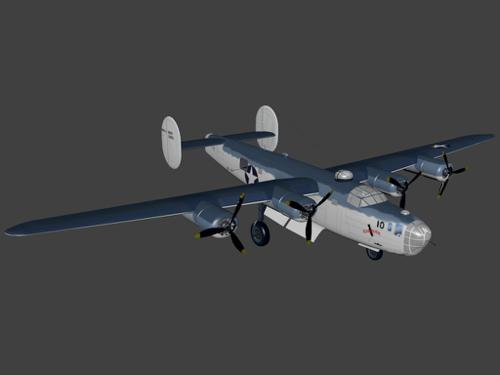 Consolidated B-24 Liberator preview image