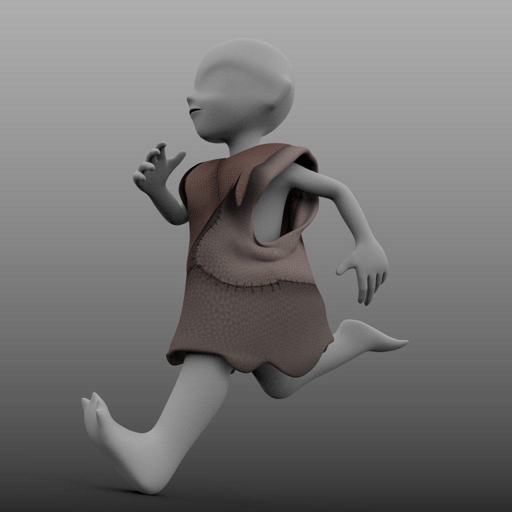 Run-cycle-with-cloth preview image 1